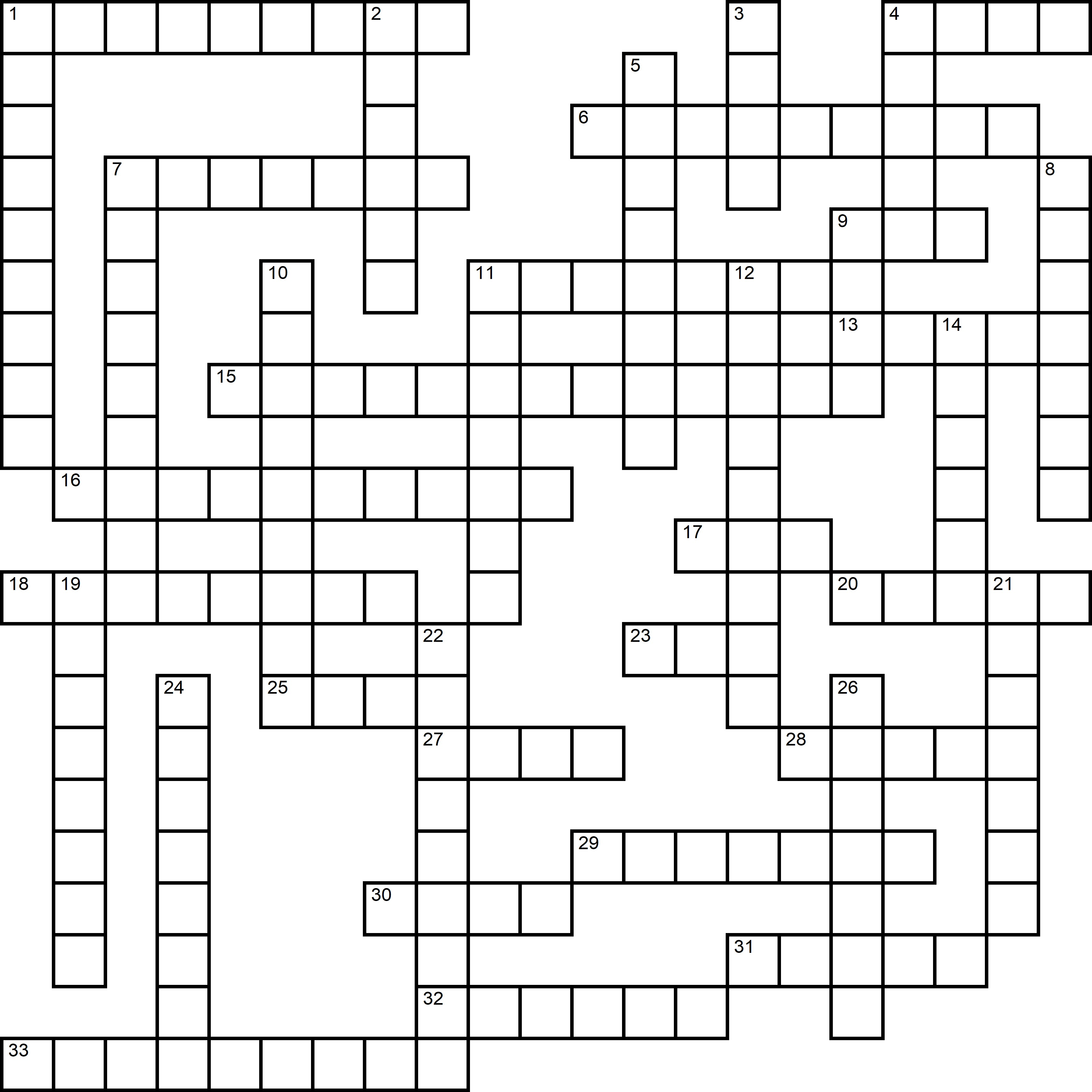 Easy Crossword About Forgiveness