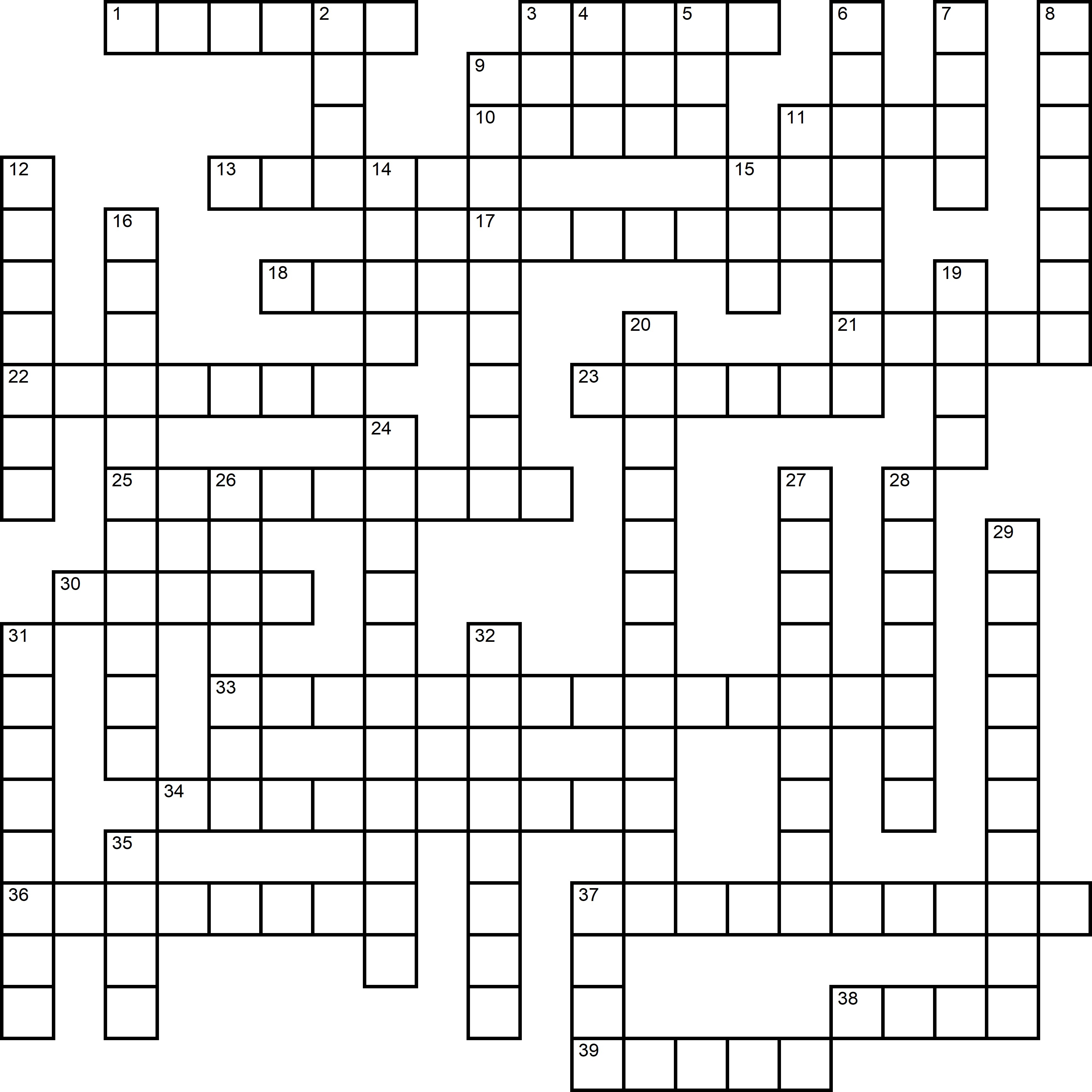 Easy Crossword About Pancake