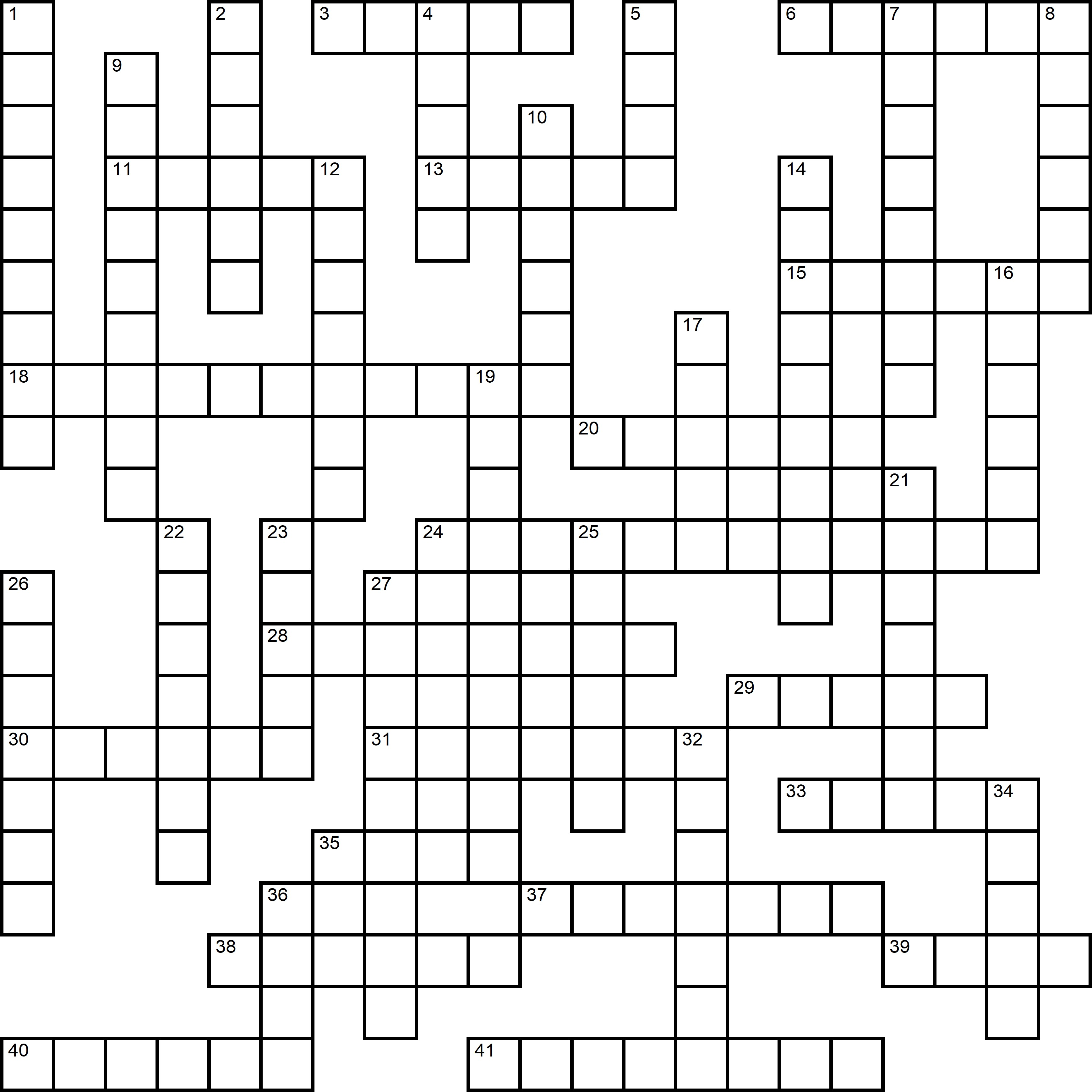Easy Crossword About Songs
