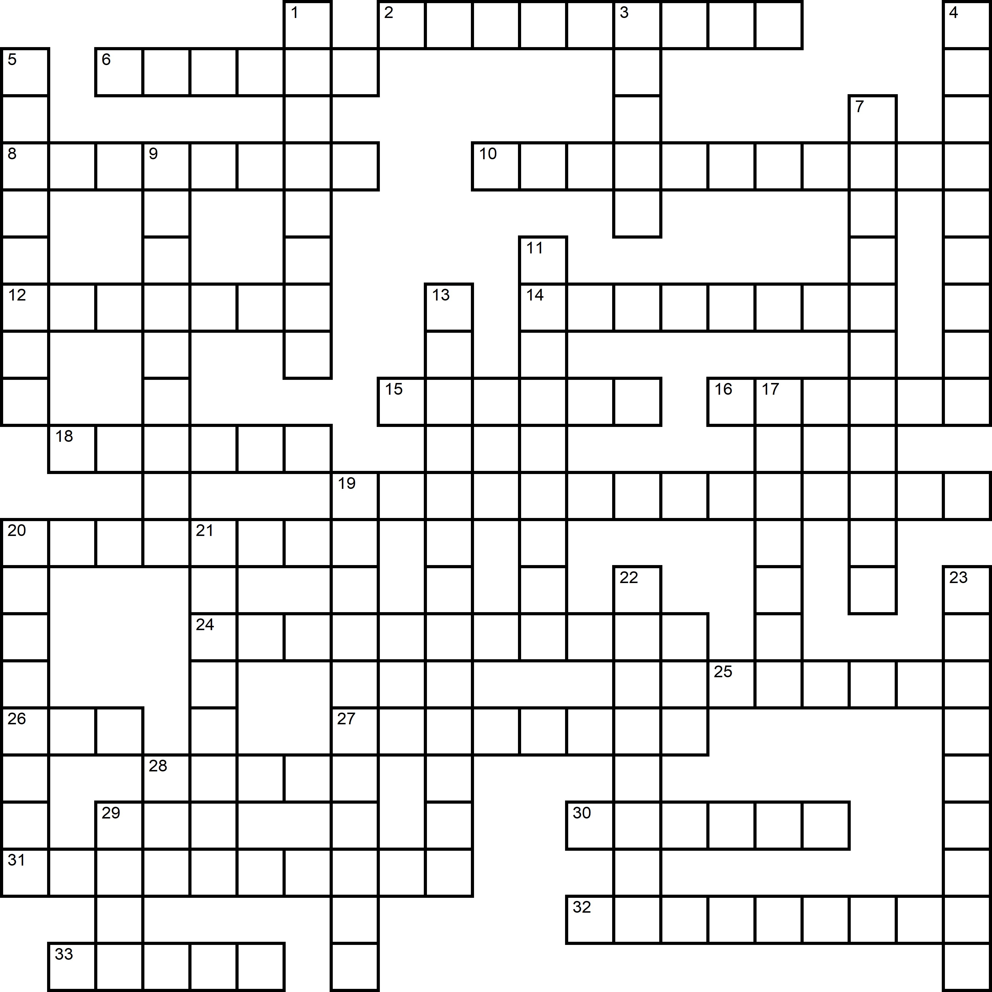 Easy Crossword About World Refugee Day