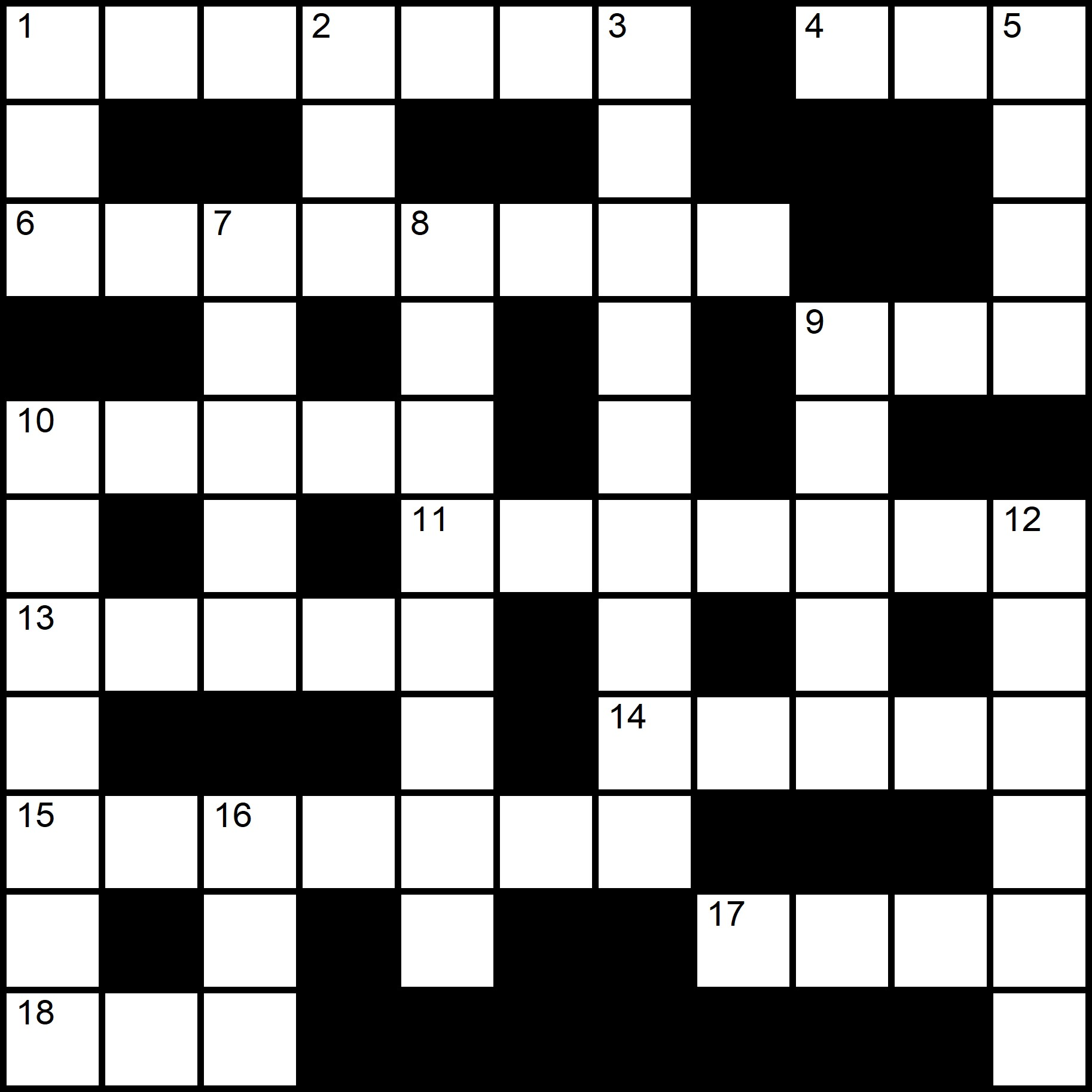 Crossword Puzzles Printable - Placidus Flora - Crossword number eight