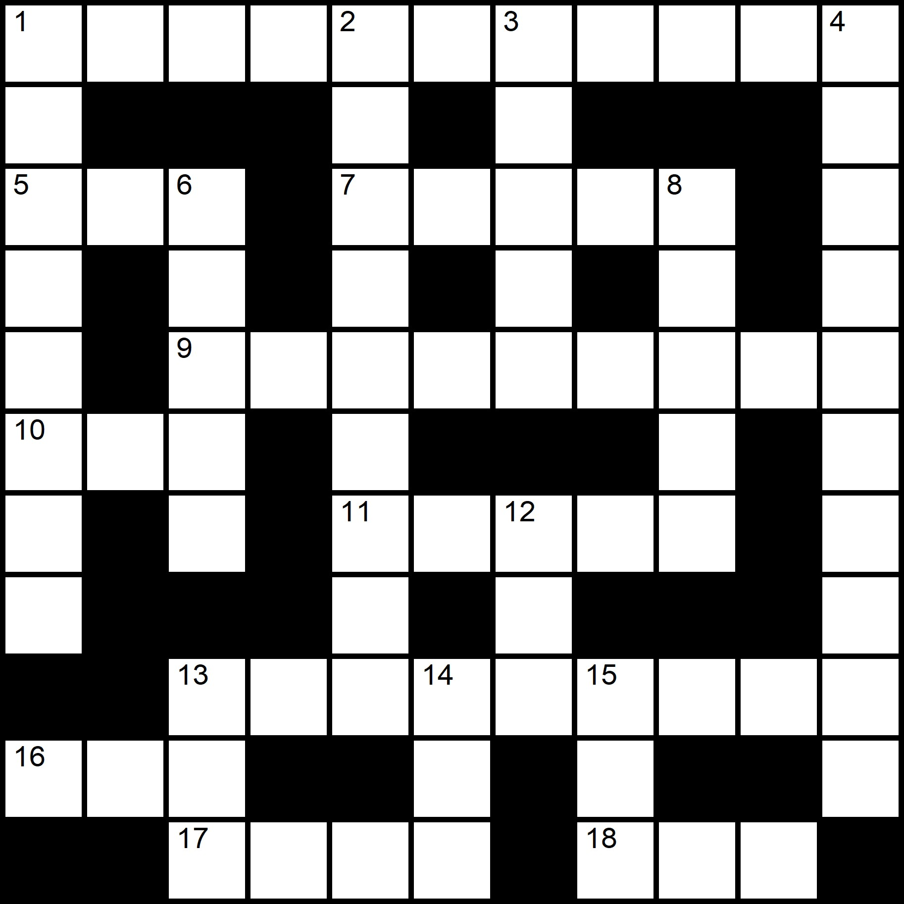 Printable Crossword Puzzles Free With Answer Key - Placidus Flora - Crossword number twenty-nine