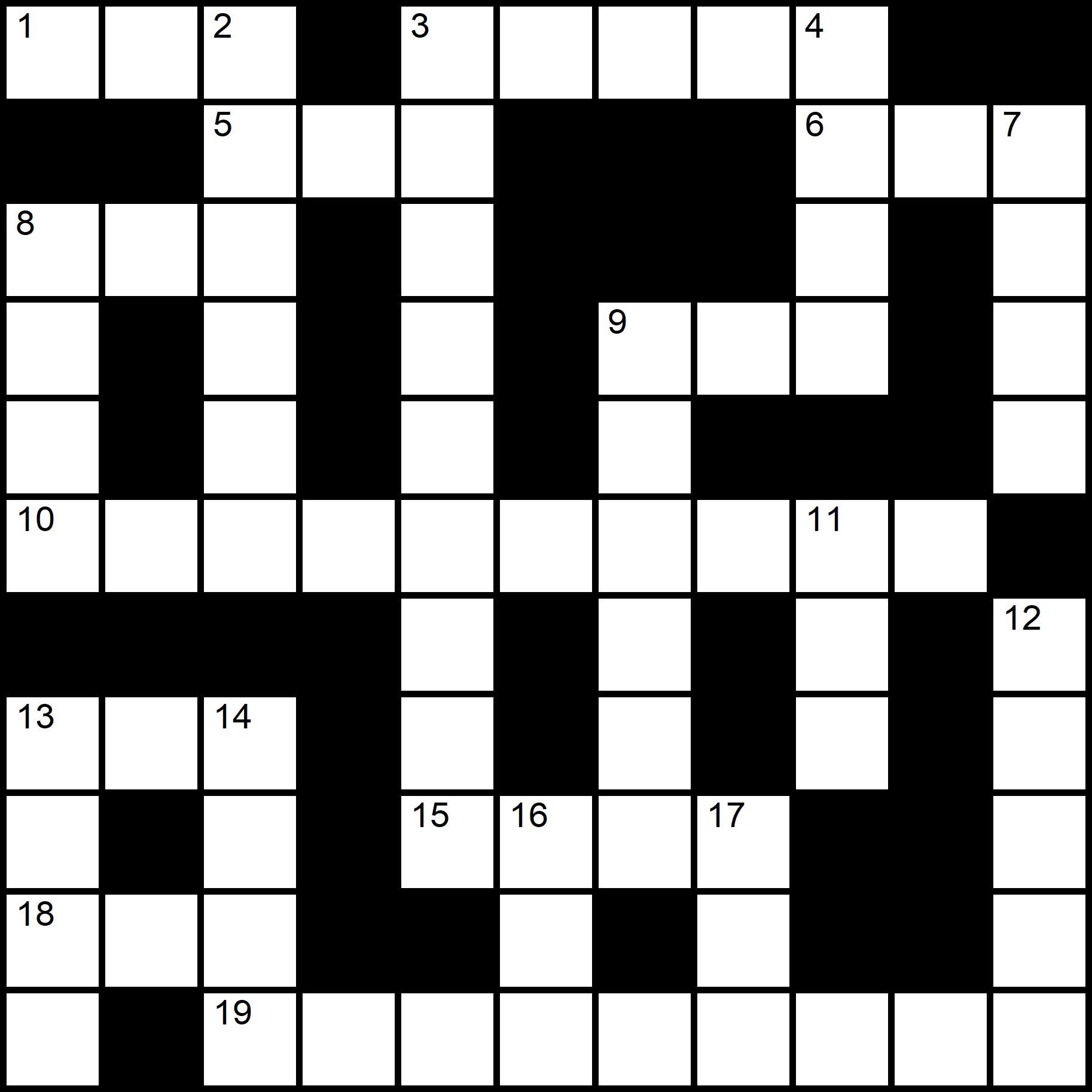 Super Easy Crosswords Printable With Answers - Placidus Flora - Crossword number Thirty