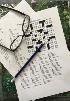Printed Crossword